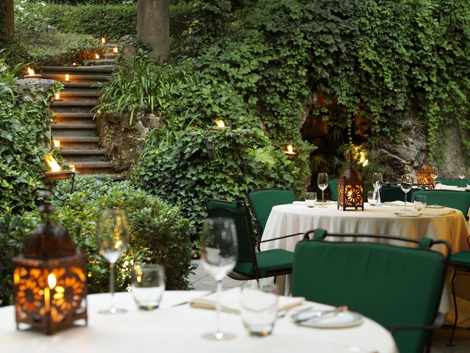 Hotel de russie rome ember travel bespoke travel for Cafe du jardin restaurant covent garden